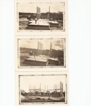 Primary view of object titled '[Pitt House Photograph #1]'.