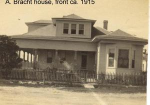 Primary view of object titled '[Bracht House Photograph #2]'.