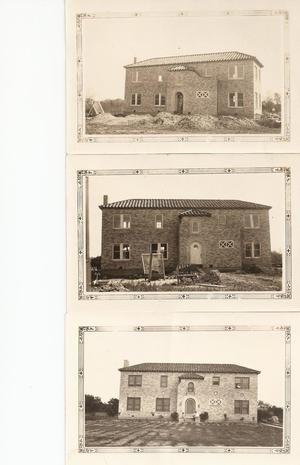 Primary view of object titled '[Pitt House Photograph #5]'.
