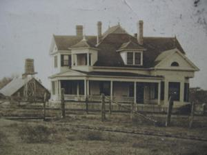 Primary view of object titled '[M. B. Norman House Photograph #26]'.