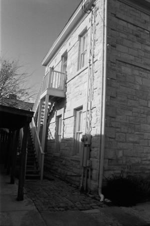 Primary view of object titled '[Guthrie Building Photograph #2]'.