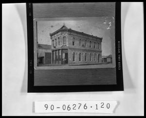 Primary view of object titled 'Exterior Building'.