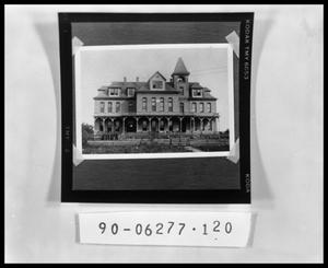 Primary view of object titled 'Old Main at Hardin-Simmons University'.