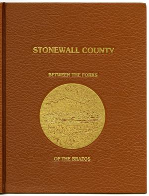 Primary view of object titled 'A History of Stonewall County'.