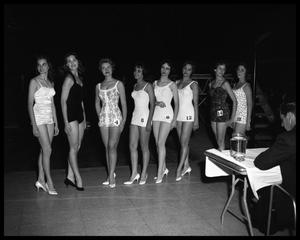 Primary view of object titled 'Abilene Beauty Pageant'.