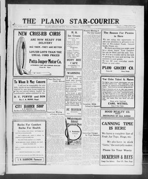 Primary view of object titled 'The Plano Star-Courier (Plano, Tex.), Vol. 43, No. 19, Ed. 1 Friday, June 16, 1922'.