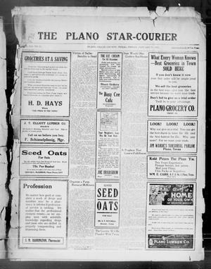 Primary view of object titled 'The Plano Star-Courier (Plano, Tex.), Vol. 41, No. 51, Ed. 1 Friday, January 28, 1921'.