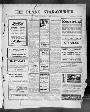 Primary view of object titled 'The Plano Star-Courier (Plano, Tex.), Vol. 41, No. 11, Ed. 1 Friday, April 30, 1920'.