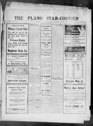 Primary view of object titled 'The Plano Star-Courier (Plano, Tex.), Vol. 42, No. 18, Ed. 1 Friday, June 10, 1921'.