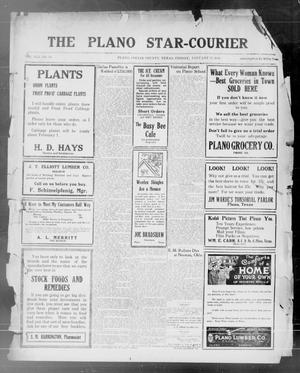 Primary view of object titled 'The Plano Star-Courier (Plano, Tex.), Vol. 41, No. 50, Ed. 1 Friday, January 21, 1921'.