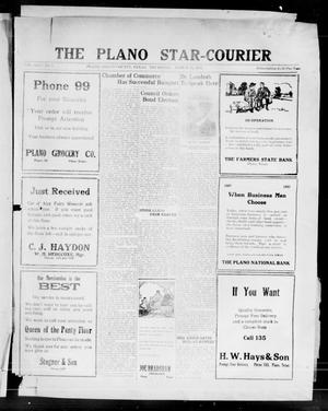 Primary view of object titled 'The Plano Star-Courier (Plano, Tex.), Vol. 44, No. 5, Ed. 1 Thursday, March 15, 1923'.