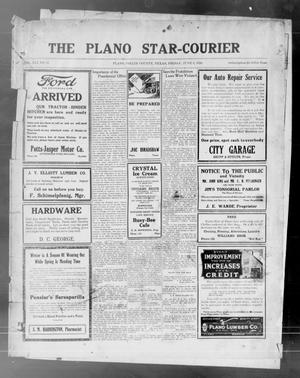Primary view of object titled 'The Plano Star-Courier (Plano, Tex.), Vol. 41, No. 17, Ed. 1 Friday, June 4, 1920'.