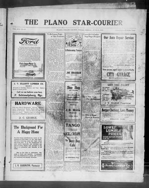 Primary view of object titled 'The Plano Star-Courier (Plano, Tex.), Vol. 41, No. 20, Ed. 1 Friday, June 25, 1920'.