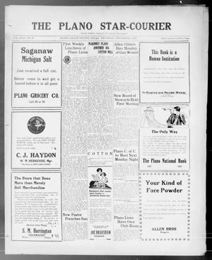 Primary view of object titled 'The Plano Star-Courier (Plano, Tex.), Vol. 44, No. 38, Ed. 1 Thursday, November 1, 1923'.