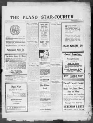 Primary view of object titled 'The Plano Star-Courier (Plano, Tex.), Vol. 43, No. 29, Ed. 1 Friday, August 25, 1922'.