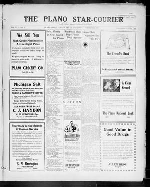 Primary view of object titled 'The Plano Star-Courier (Plano, Tex.), Vol. 44, No. 37, Ed. 1 Thursday, October 25, 1923'.