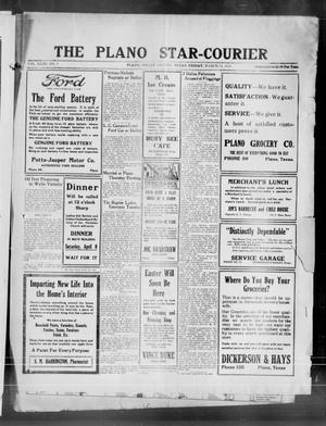 Primary view of object titled 'The Plano Star-Courier (Plano, Tex.), Vol. 43, No. 7, Ed. 1 Friday, March 24, 1922'.
