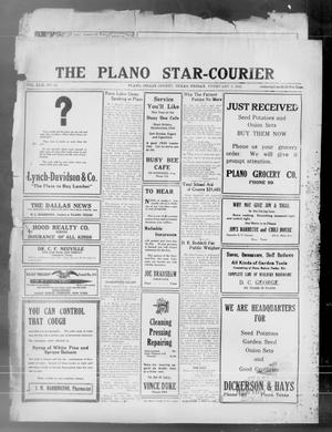 Primary view of object titled 'The Plano Star-Courier (Plano, Tex.), Vol. 42, No. 52, Ed. 1 Friday, February 3, 1922'.