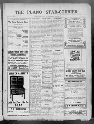 Primary view of The Plano Star-Courier. (Plano, Tex.), Vol. 24, No. 48, Ed. 1 Thursday, April 24, 1913