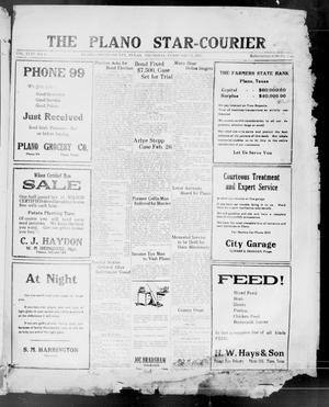 Primary view of object titled 'The Plano Star-Courier (Plano, Tex.), Vol. 44, No. 2, Ed. 1 Thursday, February 15, 1923'.