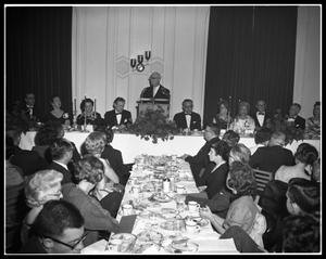 Primary view of Party Honoring Ed Connally