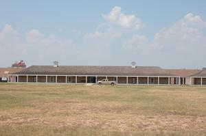 Primary view of object titled 'Fort Concho, Cavalry Barracks 1'.