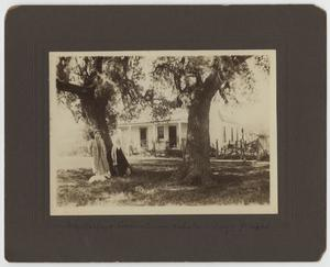 Primary view of object titled '[Photograph of May Worley and Emma Nichols]'.