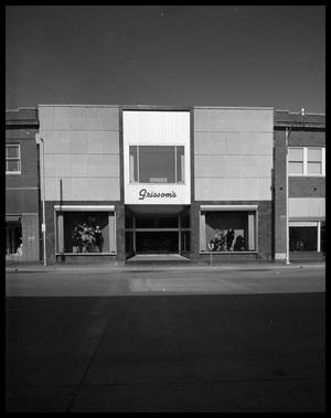 Primary view of object titled 'Grissom's Department Store in Downtown #3'.