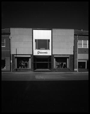 Primary view of object titled 'Grissom's Department Store in Downtown #2'.