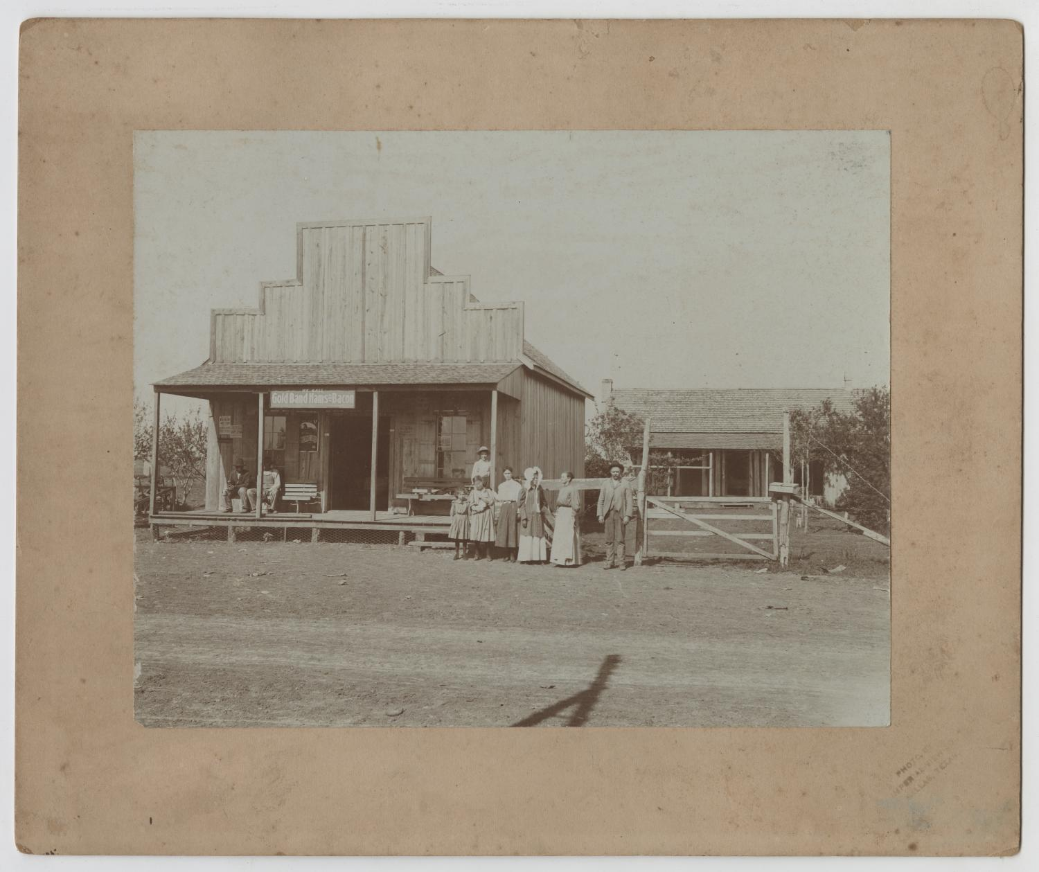 [Photograph of Country Store]                                                                                                      [Sequence #]: 1 of 2
