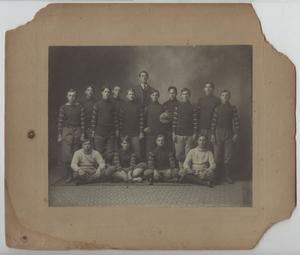 Primary view of object titled '[Photograph of Douglas Select School Football Team of 1908]'.