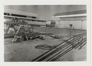 Primary view of object titled '[Photograph of Recreation Activities Center]'.