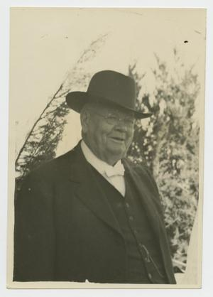 Primary view of object titled '[Photograph of J. T. Griswold]'.