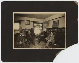 Primary view of object titled '[Photograph of Weatherred and McDaniel Law Offices]'.