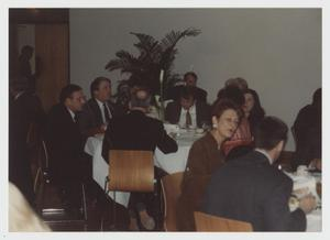 Primary view of object titled '[Photograph of Prayer Breakfast]'.