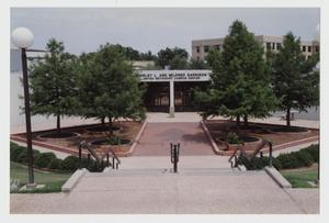 Primary view of [Photograph of Consecration of the United Methodist Campus Center]