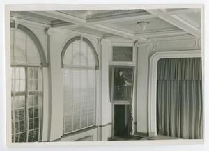 Primary view of object titled '[Photograph of Auditorium Interior]'.