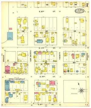 Primary view of object titled 'Austin 1894 Sheet 7'.