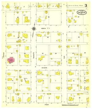 Primary view of object titled 'Arlington 1911 Sheet 3'.
