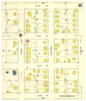 Primary view of Amarillo 1921 Sheet 46