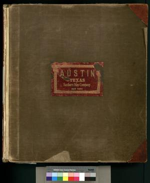 Primary view of object titled 'Austin 1935 Front Cover'.