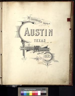 Primary view of object titled 'Austin 1935 Title'.