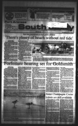 Primary view of object titled 'Port Aransas South Jetty (Port Aransas, Tex.), Vol. 26, No. 40, Ed. 1 Thursday, October 3, 1996'.