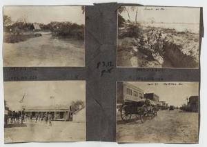 Primary view of object titled '[Scrapbook Page: McAllen, Texas]'.