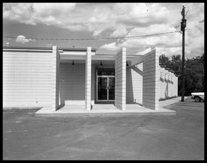 Primary view of object titled 'Office Building's Exterior'.