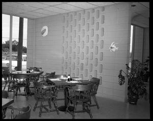 Primary view of object titled 'Sands Hotel Restaurant'.