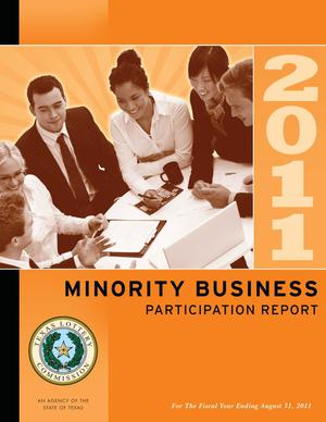 Primary view of object titled 'Texas Lottery Minority Business Participation Report: 2011'.