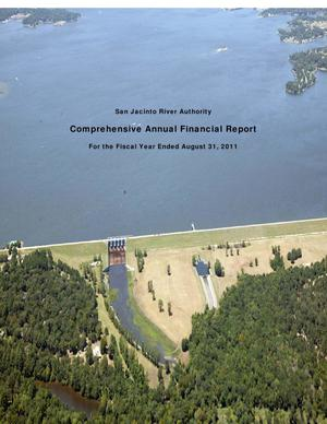 Primary view of object titled 'San Jacinto River Authority Annual Financial Report: 2011'.