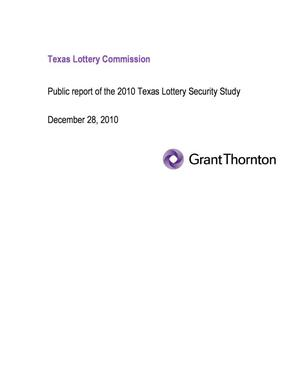 Primary view of object titled 'Texas Lottery Commission'.