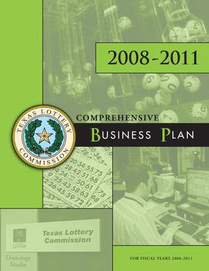 Primary view of object titled 'Comprehensive Business Plan'.